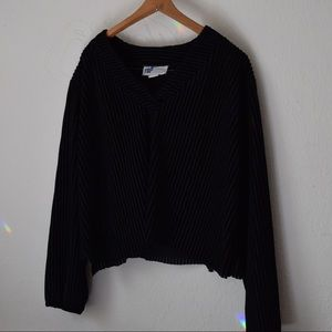Vintage Cropped Tunic